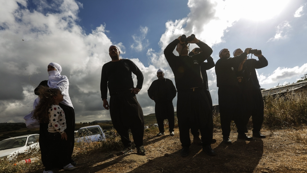 druze druze attack israeli ambulance carrying wounded syrians news
