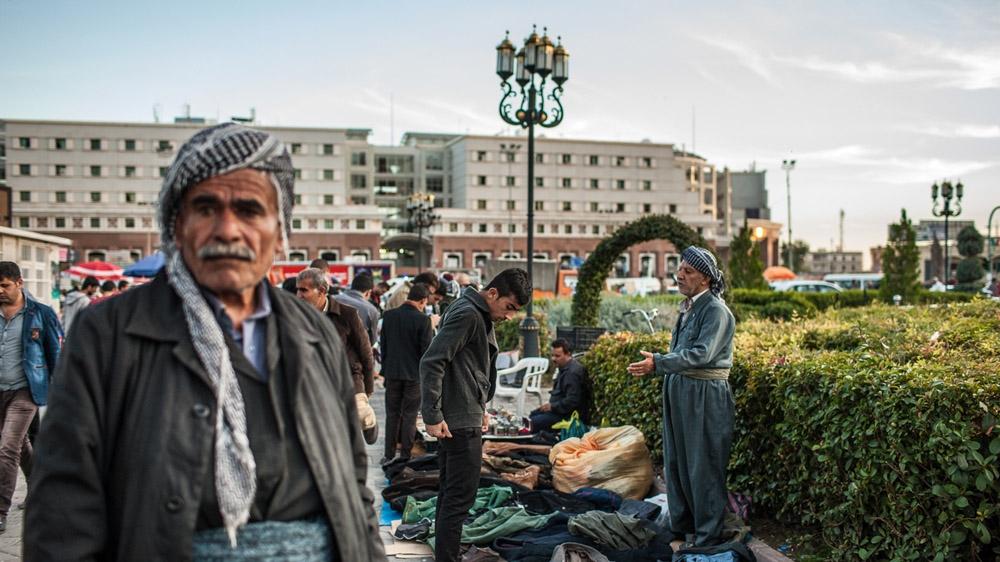 kurdish men and american women