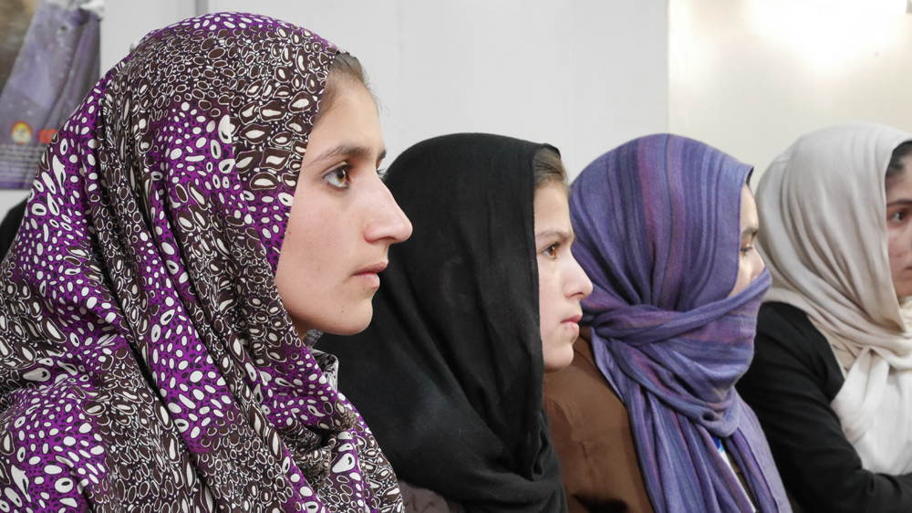 Difference in Afghanistan women cultural rights and Islamic religious rights?