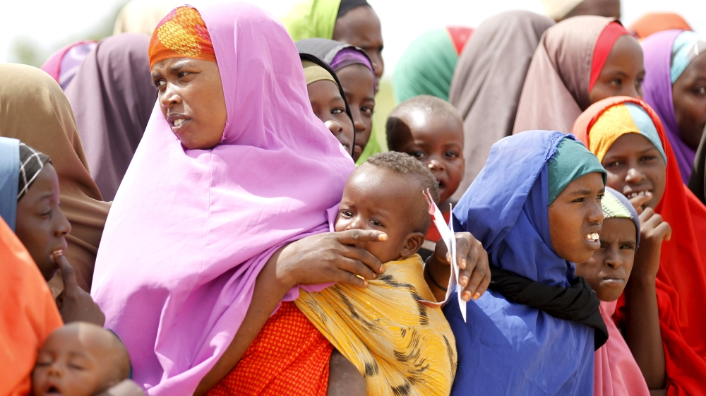Most Of The Dadaab Camp S 340 000 Inhabitants Are Refugees From Somalia Reuters