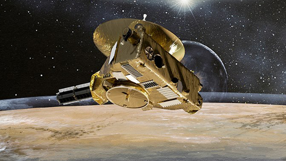 nasa new horizons probe - photo #25