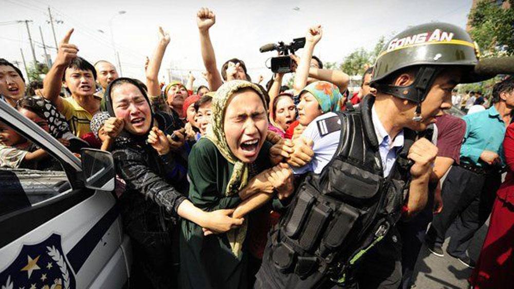Uyghur chinese