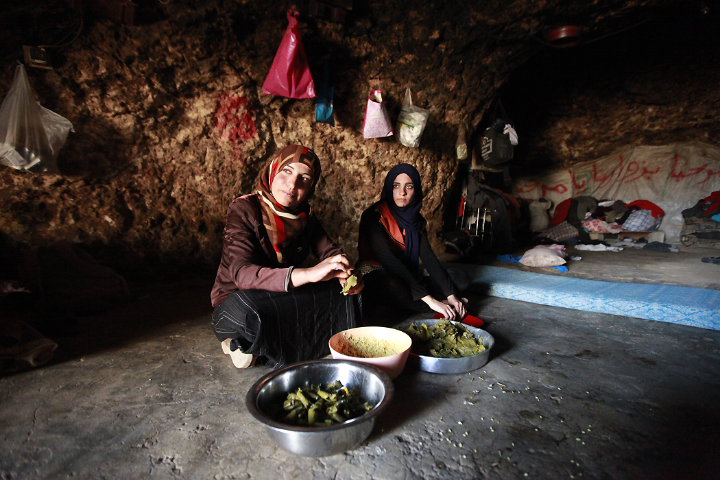 The Last Cave Dwellers Of Palestine Al Jazeera