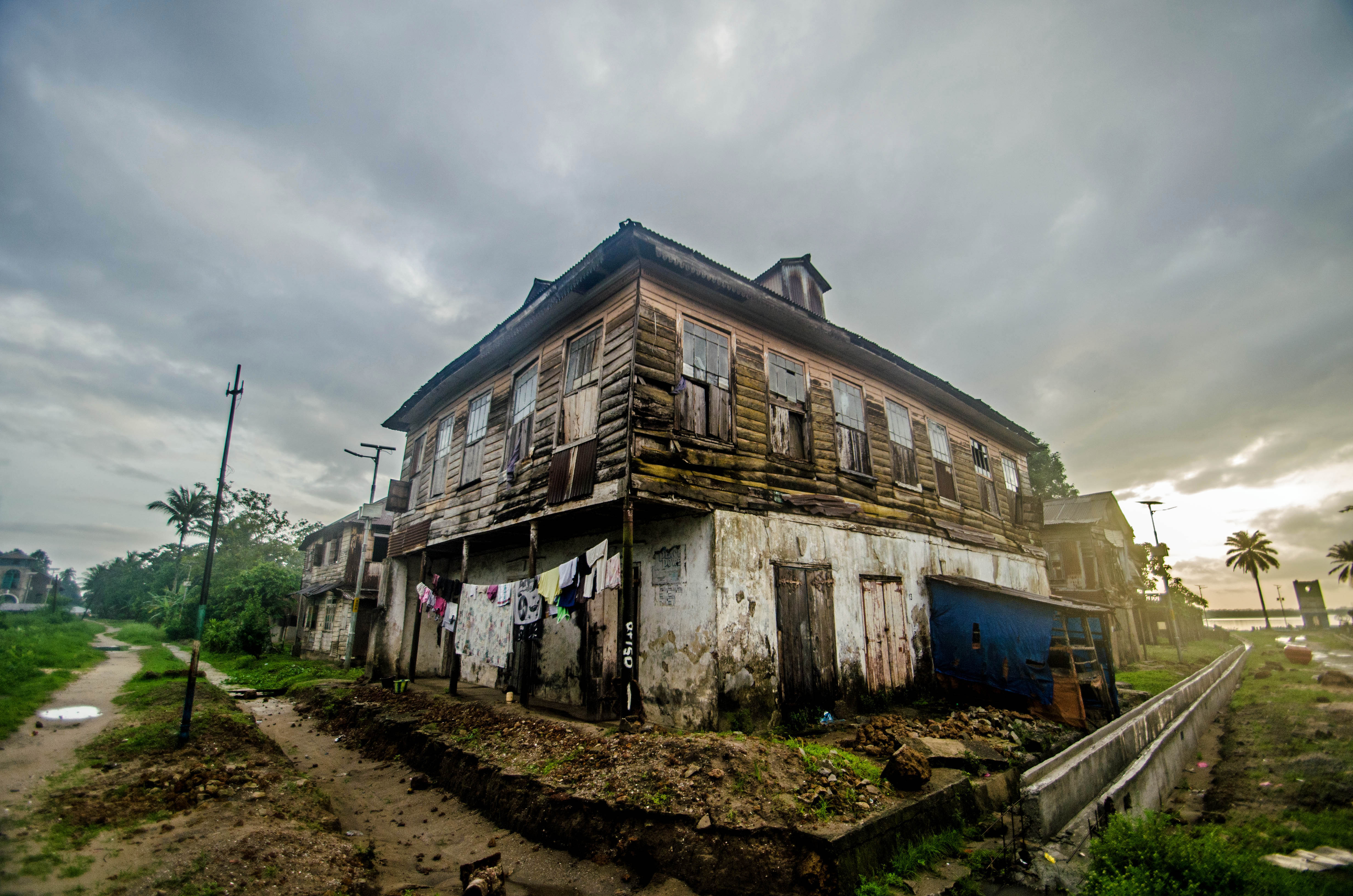 Sierra Leone's layers of history Al Jazeera