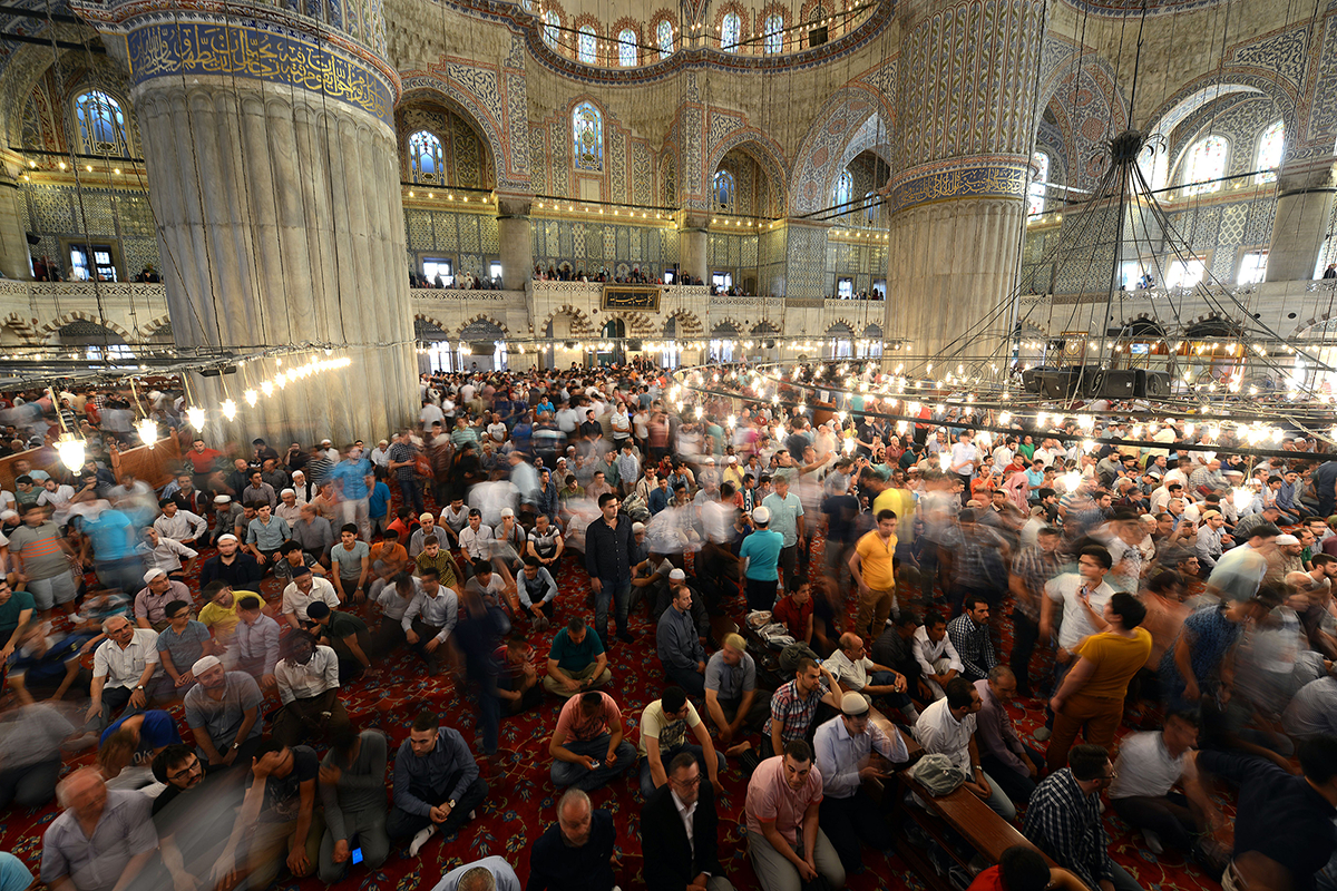 Idul Fitri di Turki