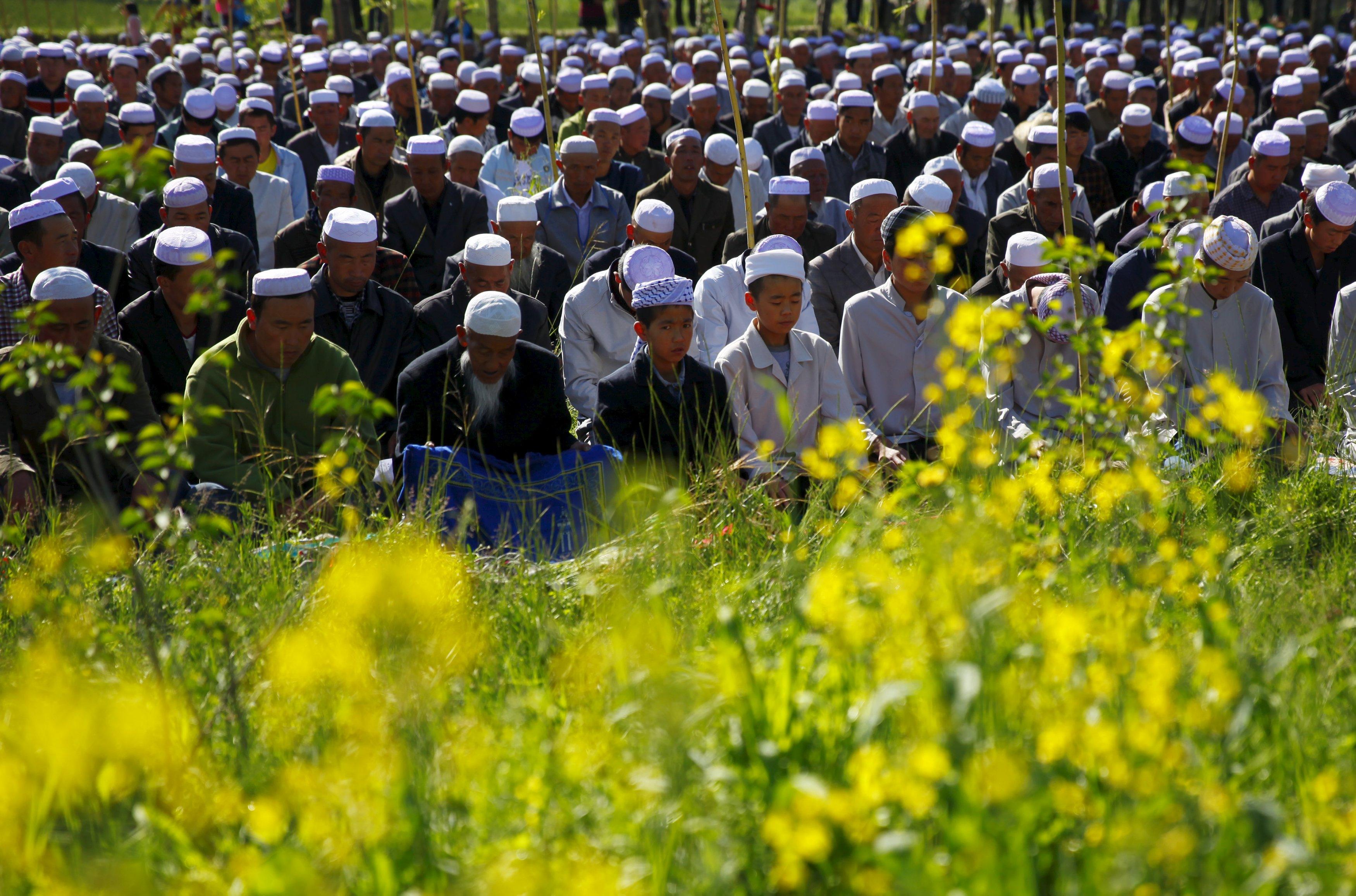 Idul Fitri di Cina