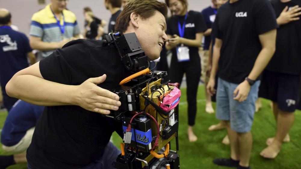 Определился победитель в чемпионате роботов по футболу (ВИДЕО)