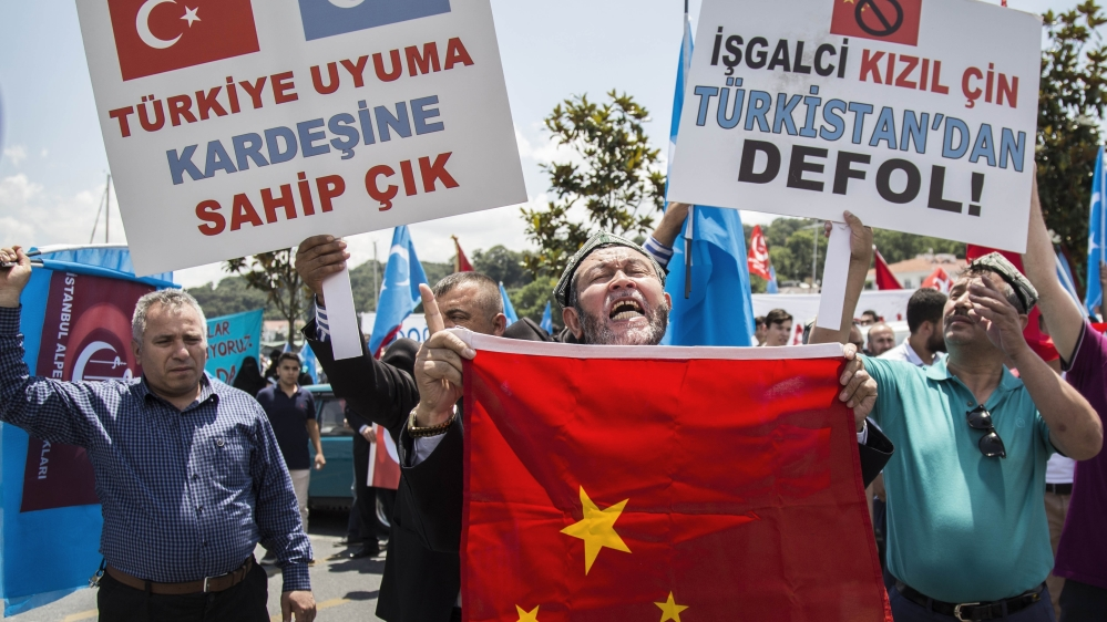Beijing warns citizens in Turkey of anti-China protests ...