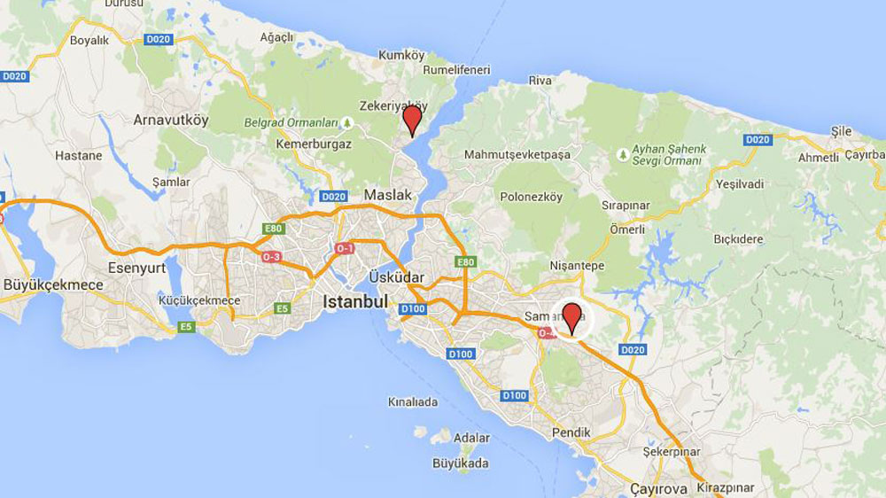 Turkish Security Forces Targeted In Series Of Attacks News Al - Us embassy attacks map