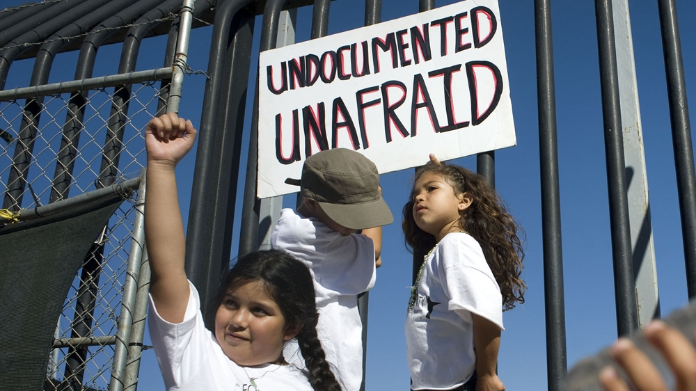 """illegal immigrant in progress will b Law as a child who """"(a) has no lawful immigration status in the united states (b ) has  the immigration laws do not define the term """"accompanied"""" children, but   would allow certain undocumented immigrants to remain in the united states   children qualify for some form of protection can be a time-consuming process."""