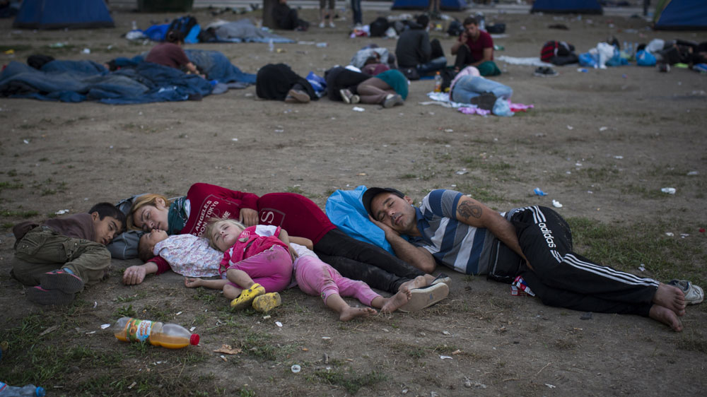 Emergency Eu Meeting Called To Tackle Refugee Crisis