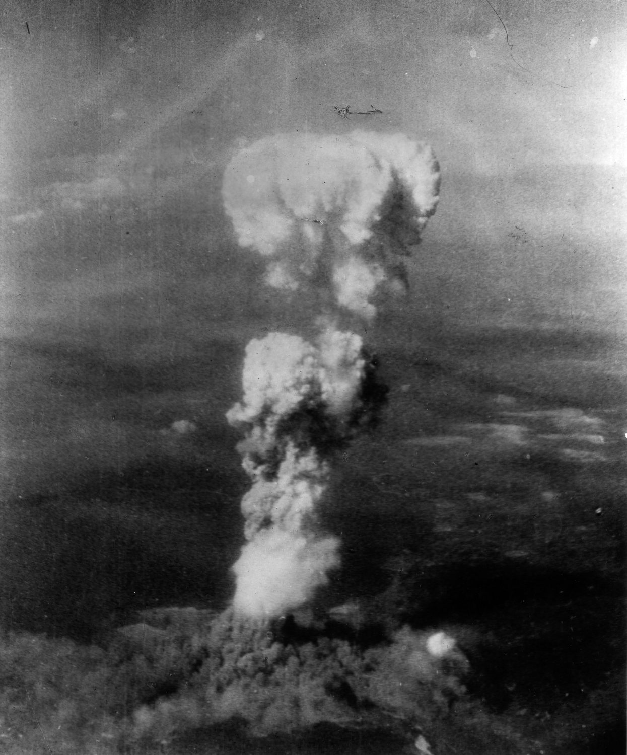 The atomic bombings of the cities of Hiroshima and Nagasaki in Japan were conducted by the US during the final stages of World War II in 1945. The two events are the only uses of nuclear weapons in war to date. [Universal History Archive/UIG via Getty Images]