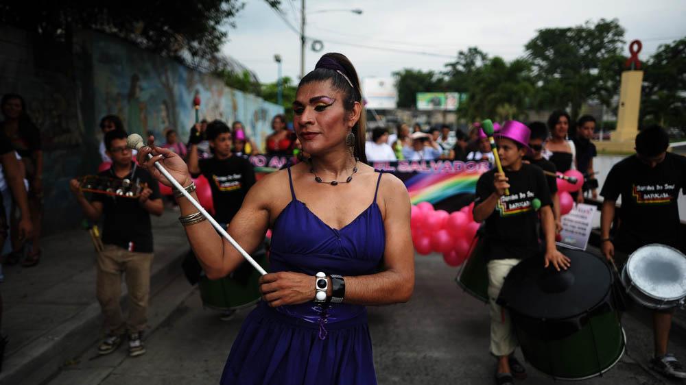 Latin girl salvador - 3 part 8