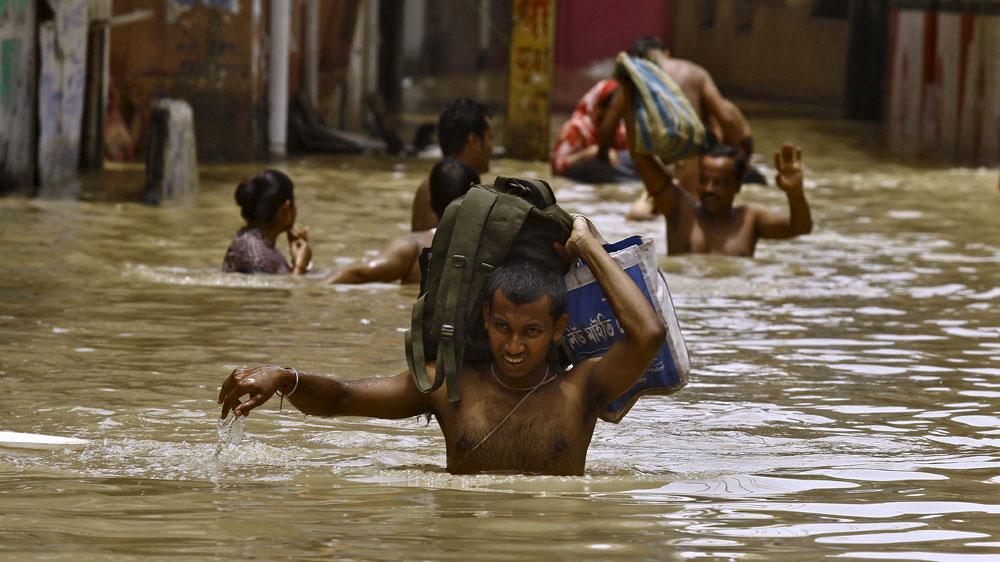essay flood disaster