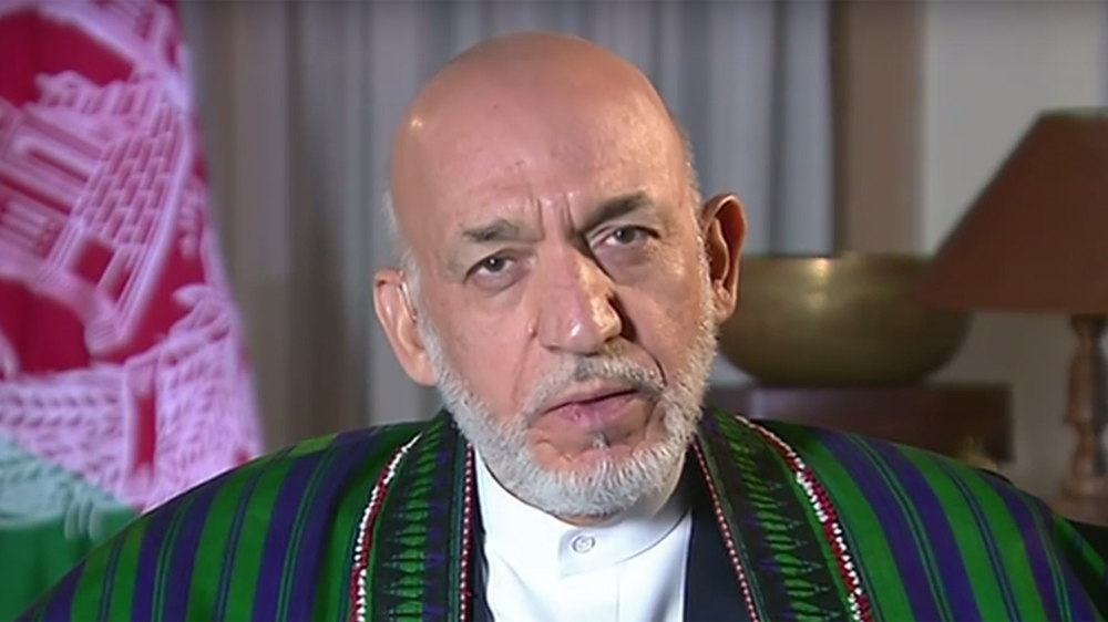 web extra hamid karzai angry at the us government al jazeera english