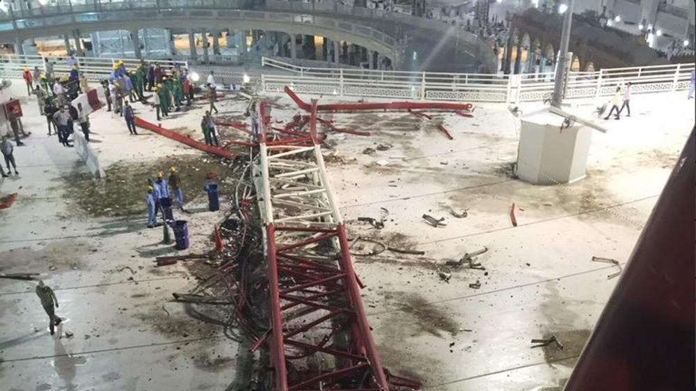 Saudi crane collapse kills 107 in Mecca Grand Mosque | News