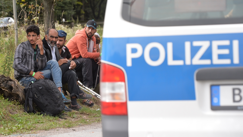 Austria imposes border controls over influx of refugees