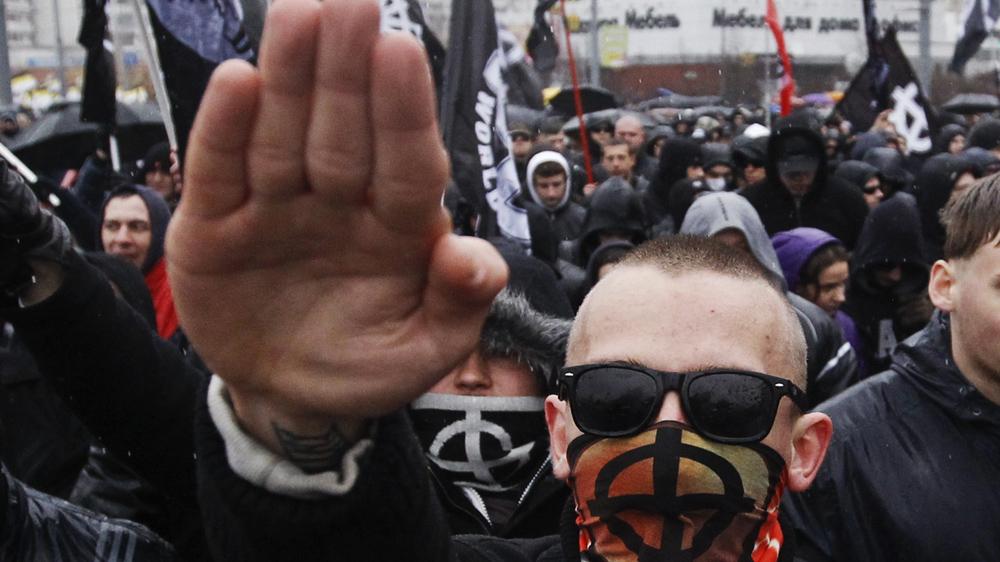 Russia Russian Nationalist 66