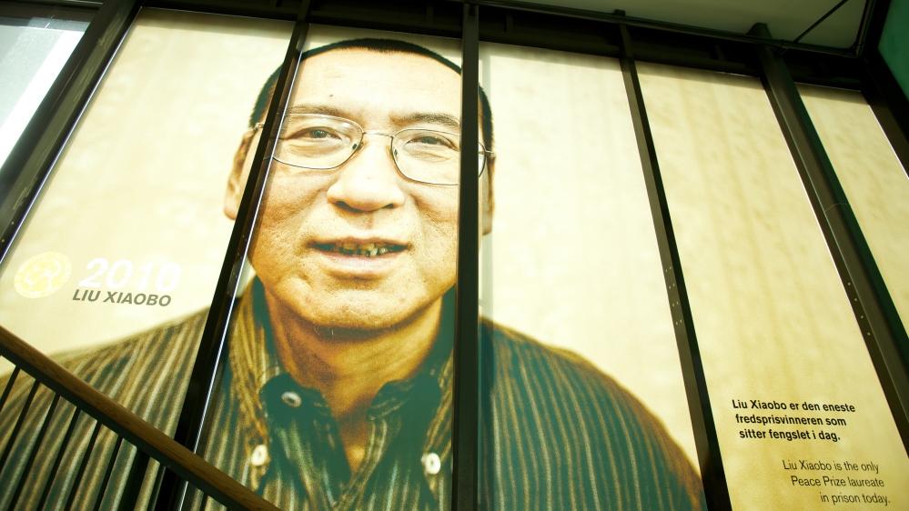 China grants parole to Nobel Liu Xiaobo