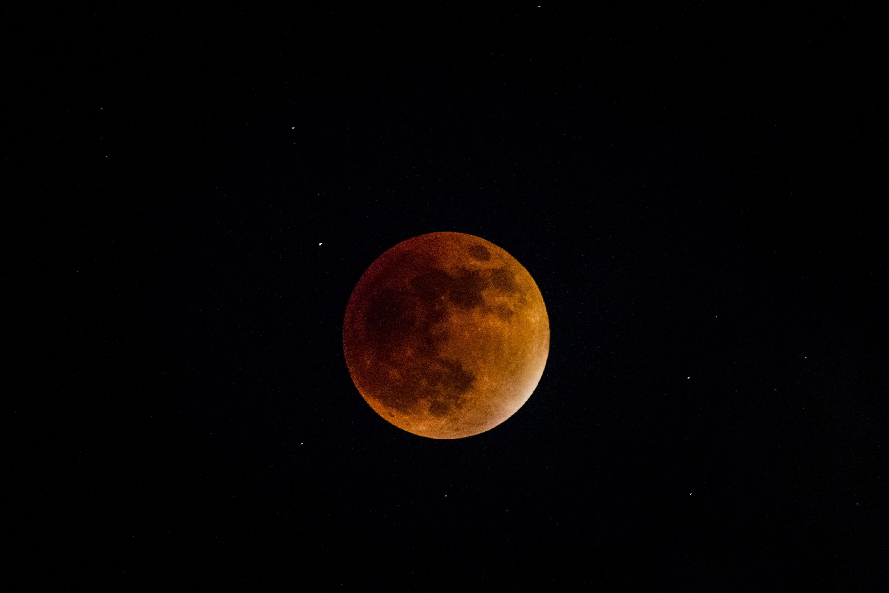 blood moon eclipse germany - photo #6