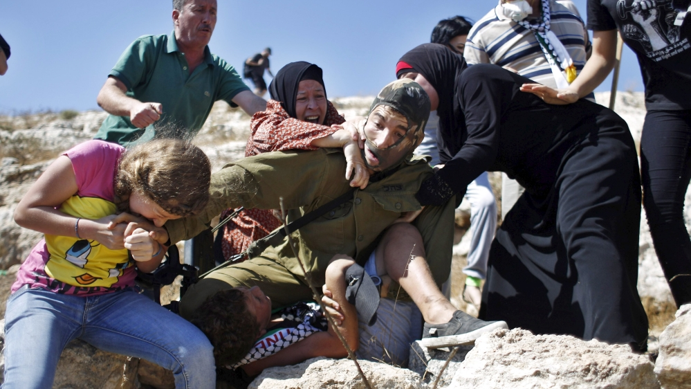 Image result for palestinians in israel