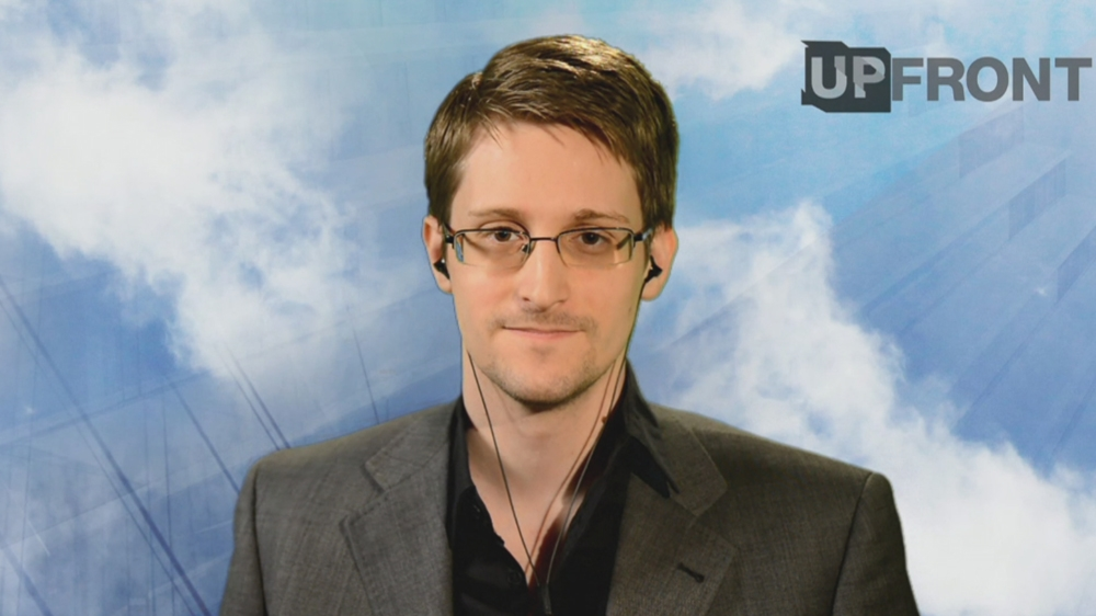edward snowden blog