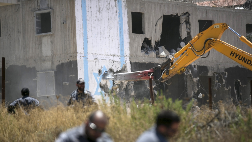 Report reveals scale of israel 39 s home demolitions news al jazeera - What houses romanians prefer ...