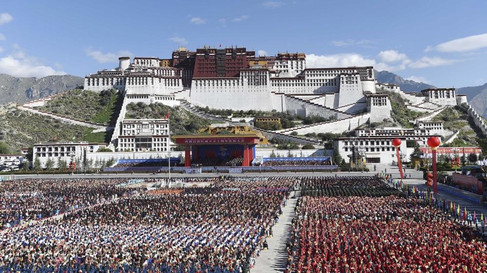China marks Tibet anniversary and condemns Dalai Lama   News   Al