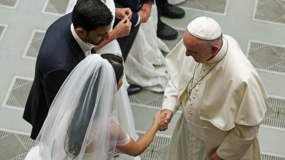 Pope Approves Fast Tracked Marriage Annulments News Al Jazeera