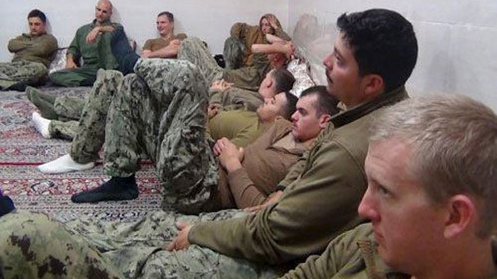 Iran releases US navy sailors held in Gulf
