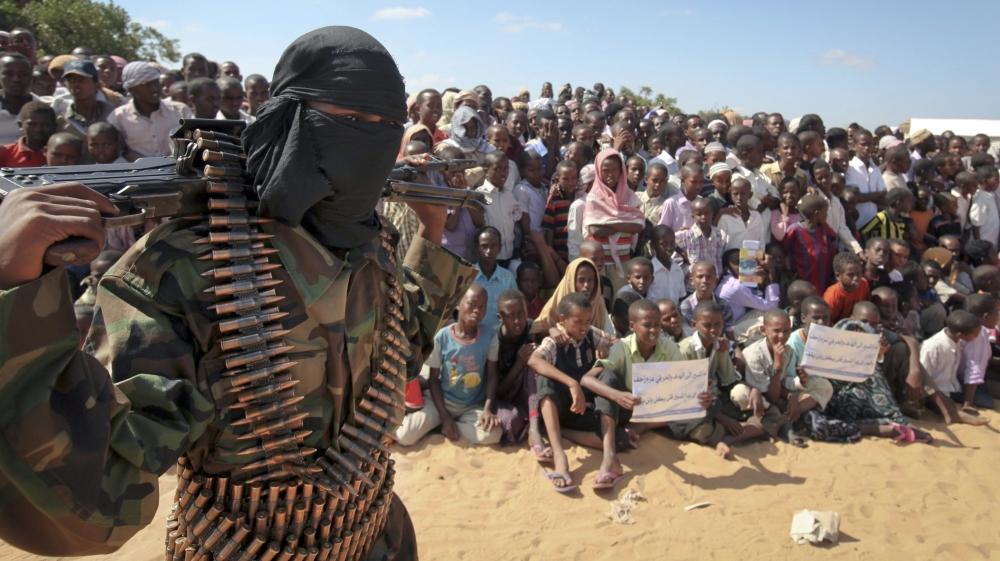 "Al-Shabab spokesman tells Al Jazeera ""the Americans are dreaming"" after US claims a raid killed 150 fighters."