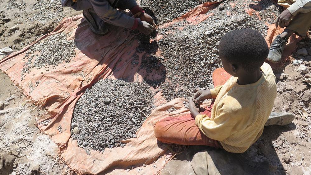 Exploiting Drc S Cobalt Kids Dr Congo Al Jazeera
