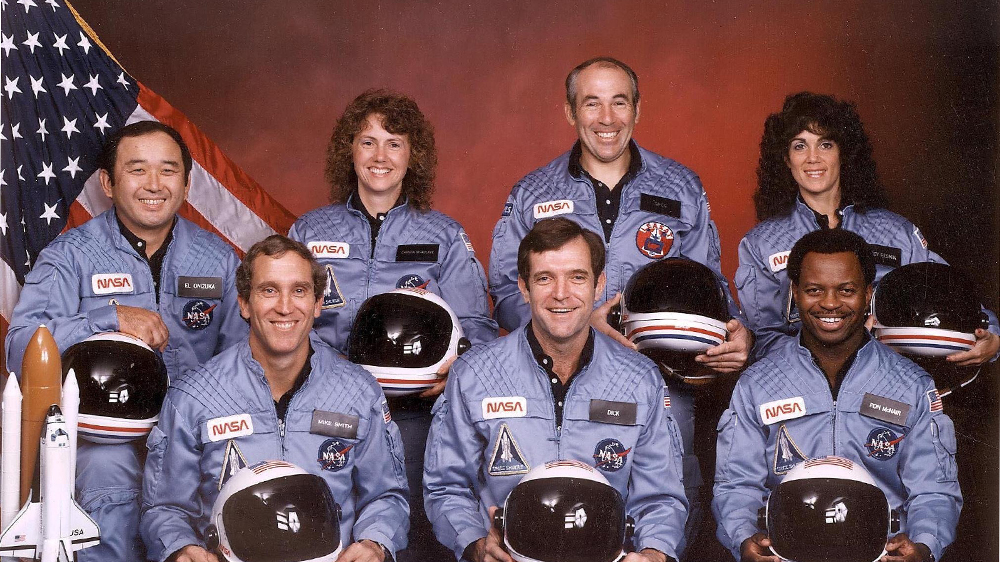 Challenger space shuttle disaster marked 30 years on - Al Jazeera ...