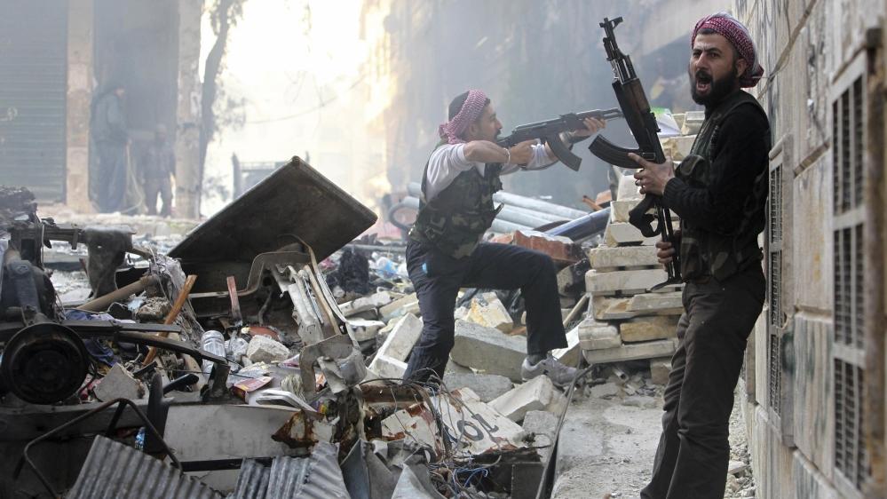 Триумфальное освобождение Алеппо. Россия ломает хребет Западу в Сирии