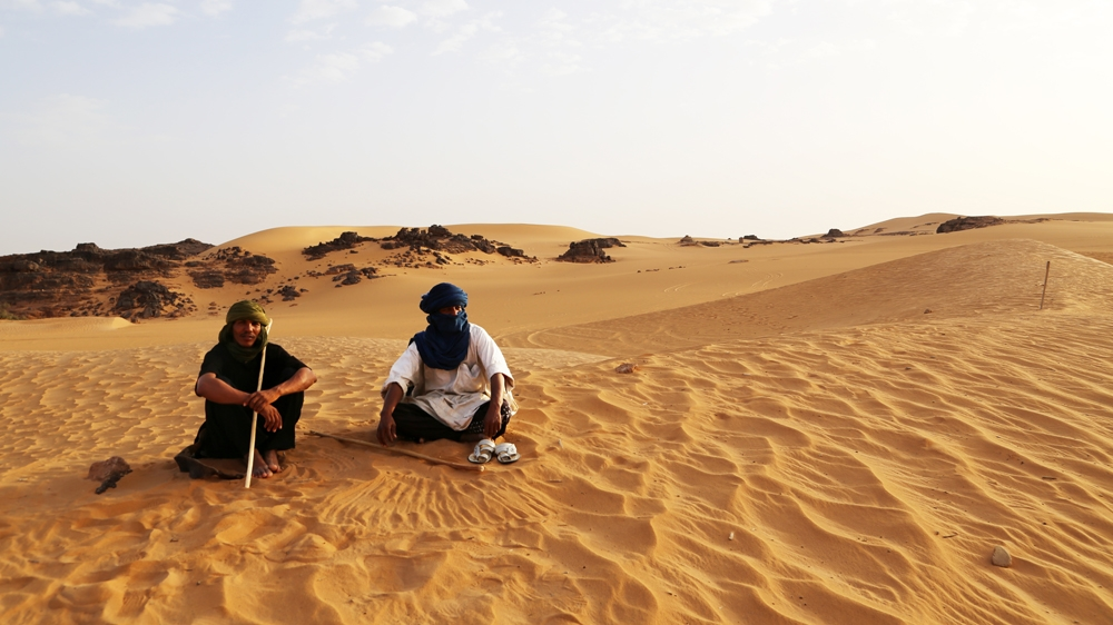 Natural Resources In Sahara