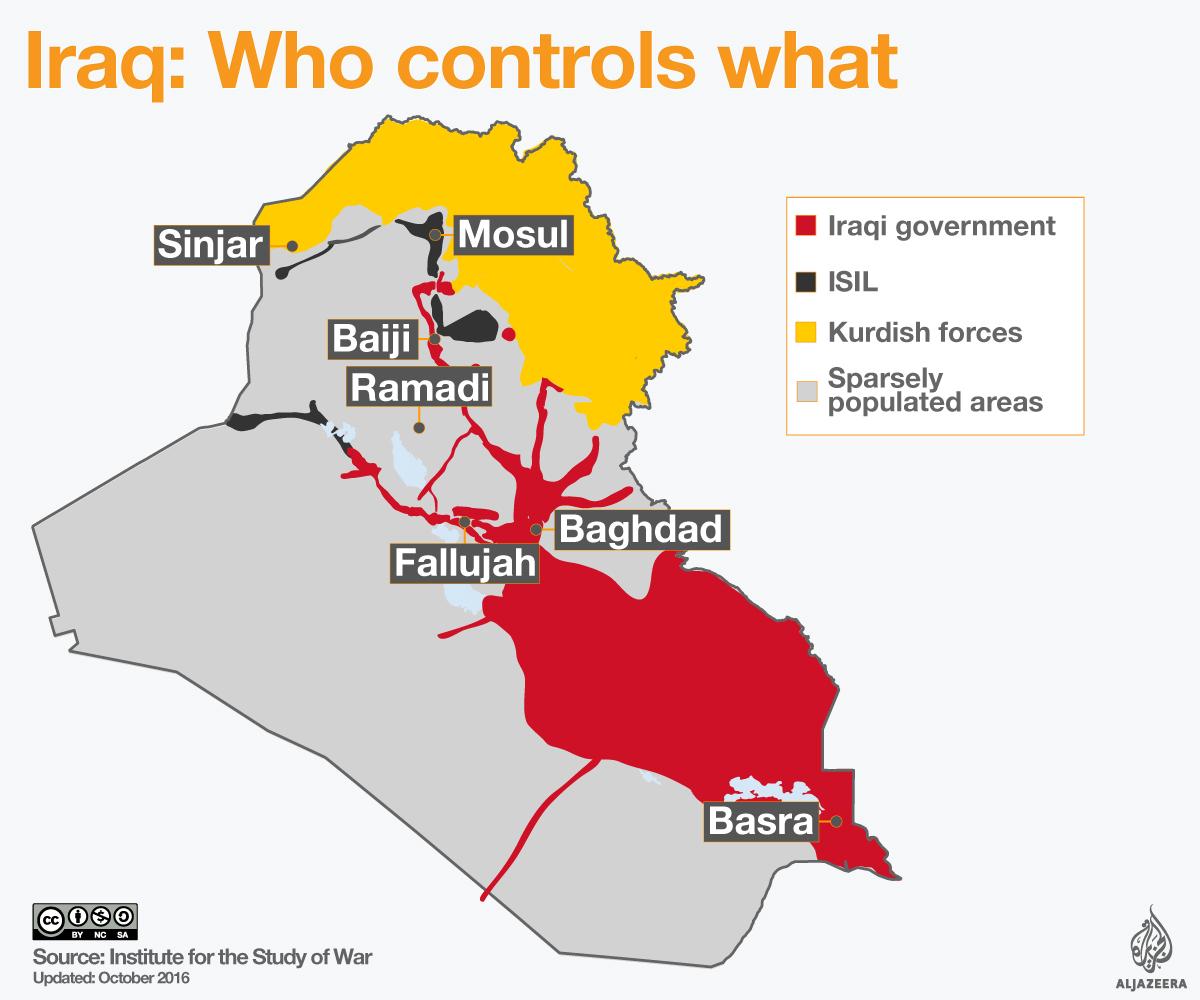 Ysis What Is Turkey Trying To Achieve In Iraq News Al Jazeera