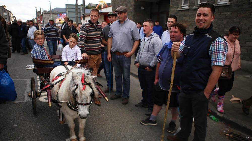 Ballinasloe Horse Fair: An ancient Irish tradition   Arts