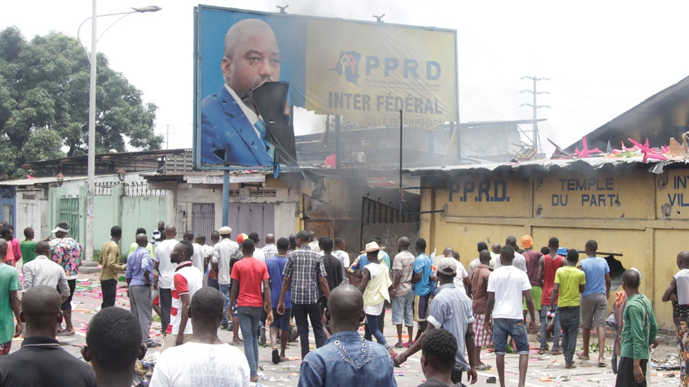 Judges are allowing Joseph Kabila to remain president after he was supposed to step down.