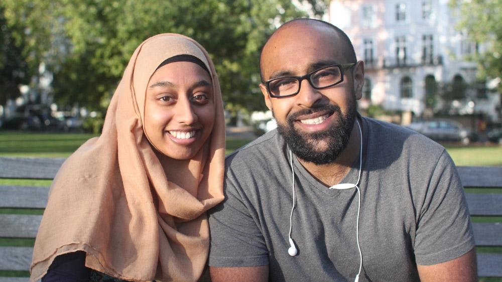 Muslim dating Tinder