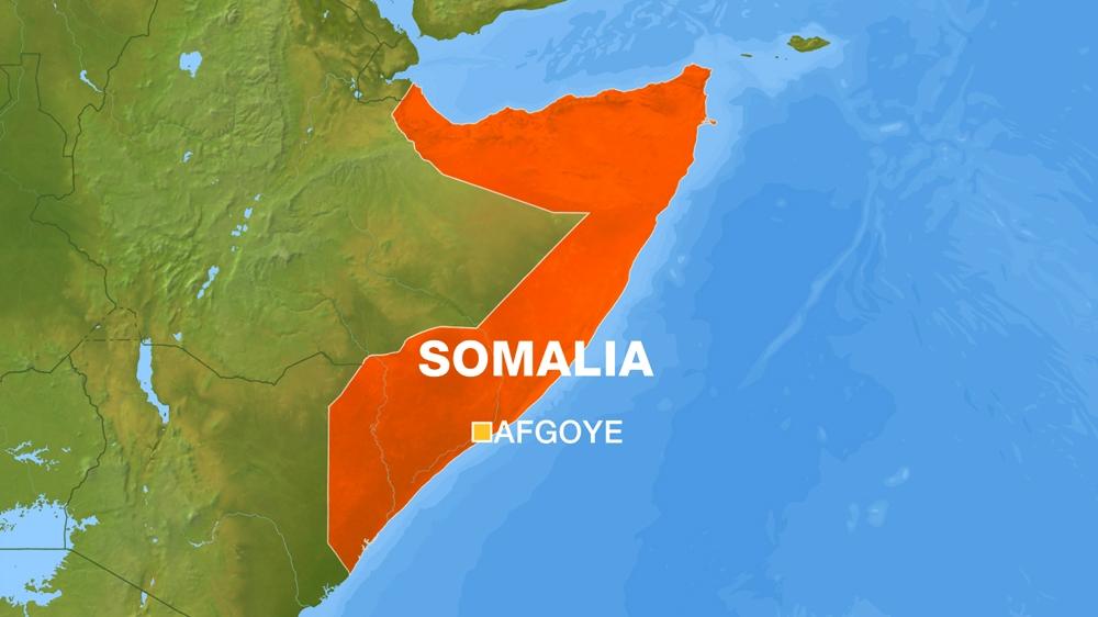 Several people killed as fierce battles between Somali troops and al-Shabab fighters erupt in Afgoye.