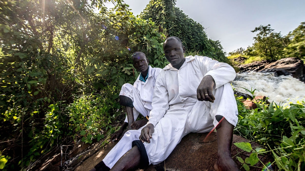 Transmission of disease occurs in only 9 of 36 Ugandan districts since eradication efforts began.