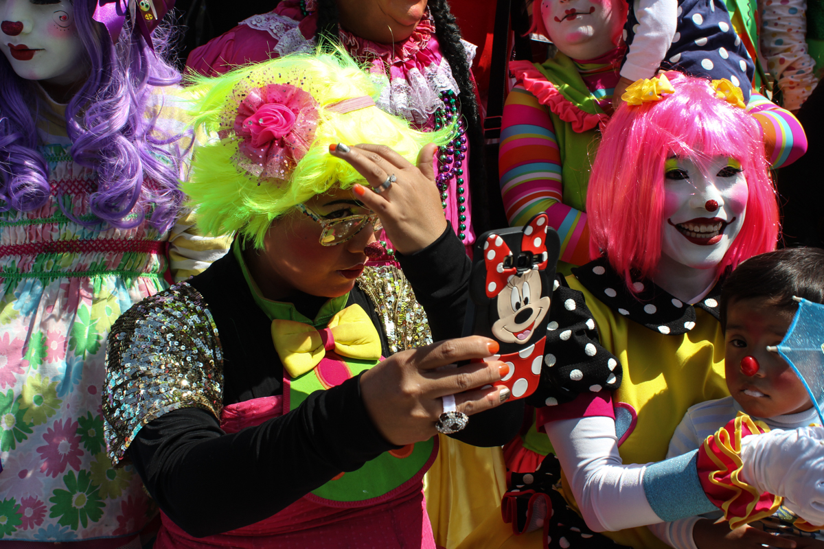 clowns gather in mexico city for annual convention al jazeera