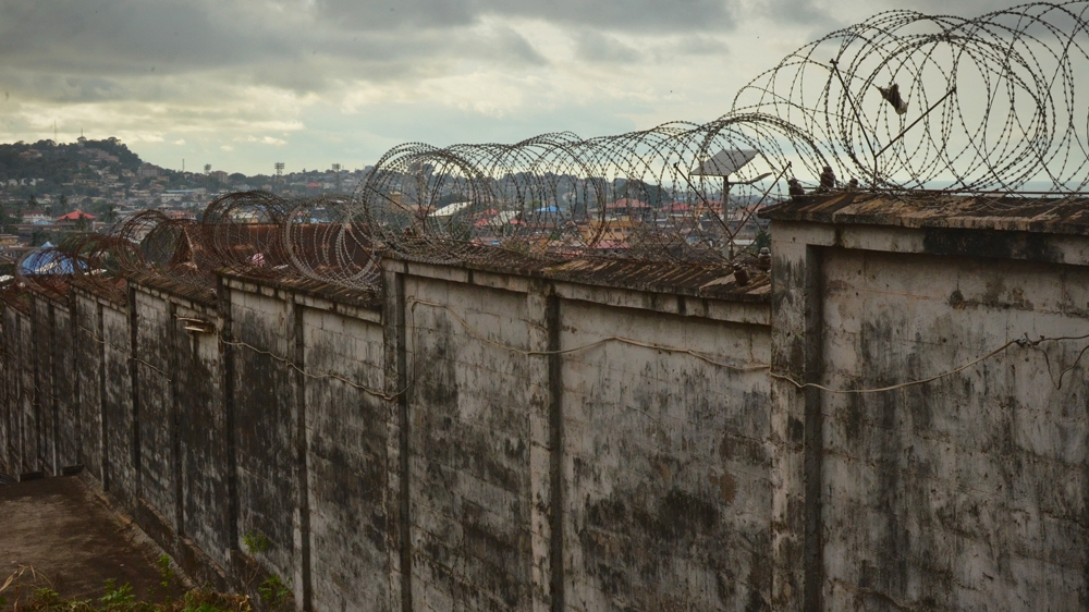 Prepare the gallows: Sierra Leone and the death penalty