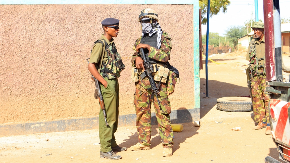 Almost 1,200 deaths in Kenya in the last five years blamed on the police, according to Human Rights Watch.