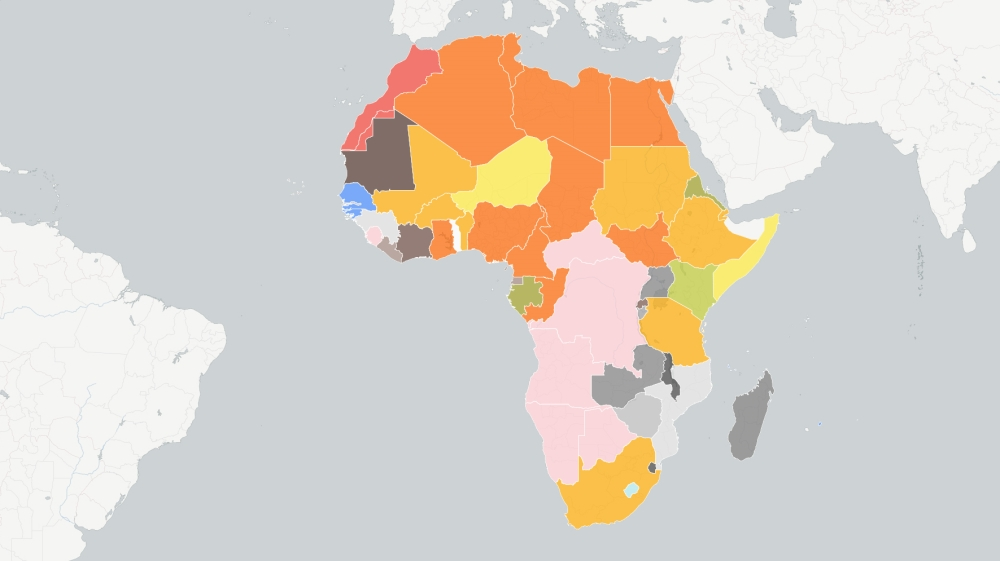 Mapping Africas natural resources Al Jazeera