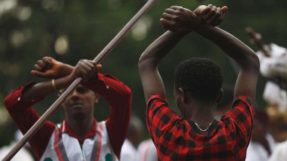 Ethiopia: Oromo opposition leader arrested