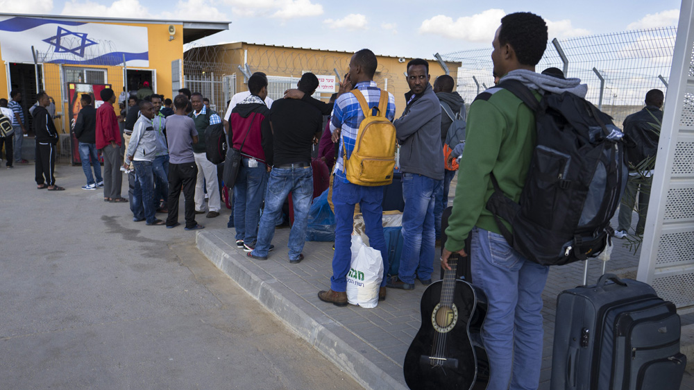 Do refugees have a choice in Israel's continued policy of transferring African arrivals to third countries?