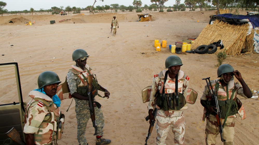 Prime Minister says death toll expected to rise after unknown assailants attack camp for refugees who fled Mali unrest.
