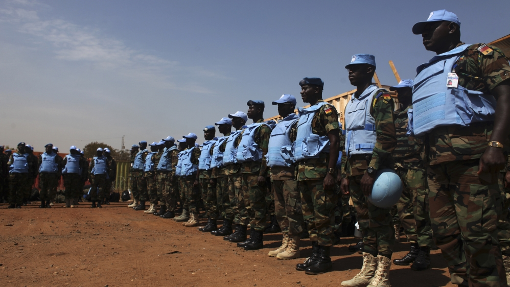 UN chief sacks peacekeeping force commander as troops are accused of failing to protect civilians during July's clashes.