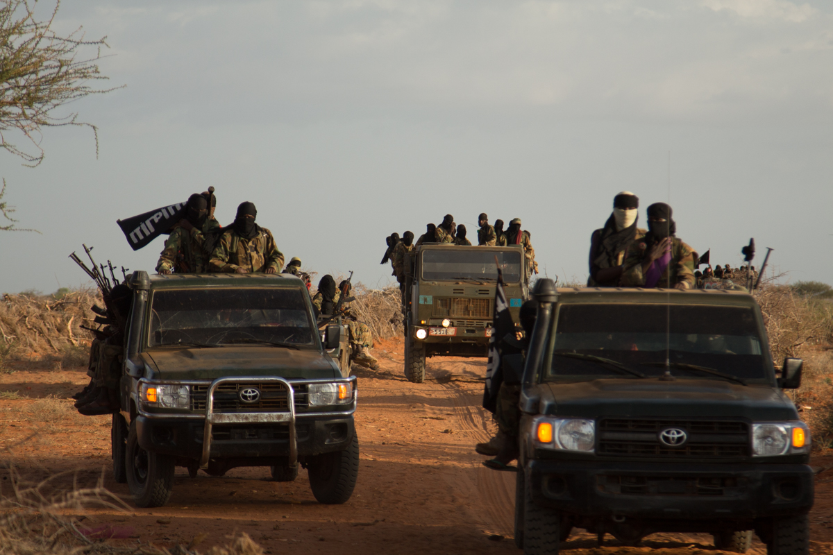 Exclusive: Al-Shabab moves in on central Somalia | | Al Jazeera